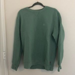IZOD crew neck sweatshirt